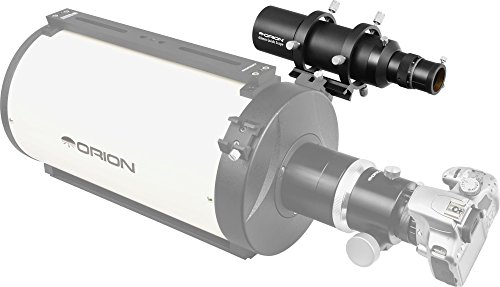Orion 60mm Multi-Use Guide Scope with Helical Focuser by Orion (Image #1)
