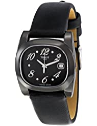Tissot Womens T009.110.17.057.00 Black Dial T Moments Watch