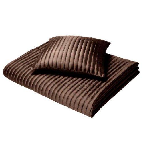 Catherine Lansfield Ci Home - Funda para cojín, Color marrón ...