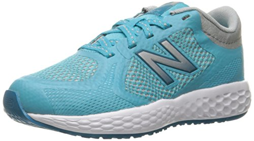 New Balance Kids' KJ720 Running Shoe, Blue/Grey, 13.5 Medium US Little Kid