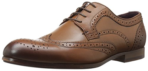 Ted Baker Men's Granet Oxford, Tan, 10 D(M) US by Ted Baker