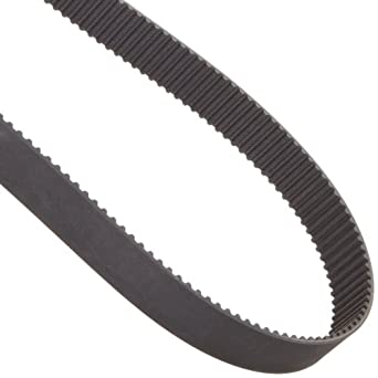 Continental ContiTech 500 5M 15 Hawk Positive Drive Synchronous Belt, 500mm Pitch Length, 3.6 mm Height, 5mm Pitch, 15mm Wide