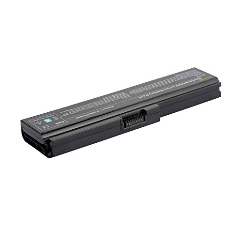 New 5200 mAh Laptop Battery Replacement for Toshiba PA3817U-1BRS PA3817U-1BAS PA3818U-1BRS PA3819U-1BRS PA3816U-1BRS PABAS228 [6-Cell, 58Wh]- 12 Months (1brs Toshiba Replacement)