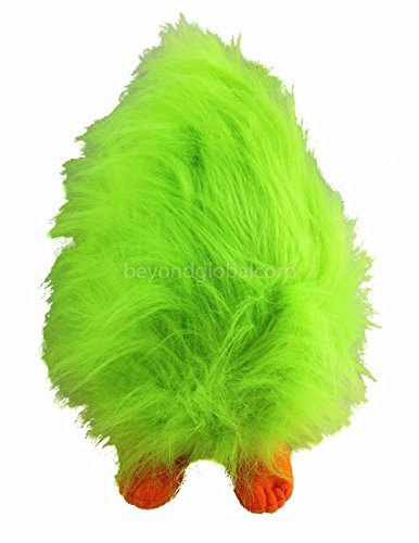 """DreamWorks Trolls Movie - Trolls Fuzzbert 9"""" Stuff Doll"""