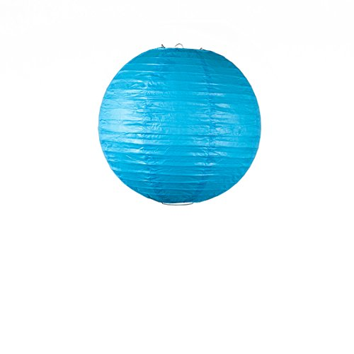LinenTablecloth-Royal-Blue-Paper-Lantern-12-Inch