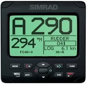 Simrad AP24 Autopilot by Simrad: Amazon.es: Deportes y aire libre