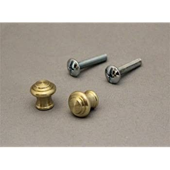10x Small Box Drawer Knob Cupboard Cabinet Pull Handle - Cabinet ...