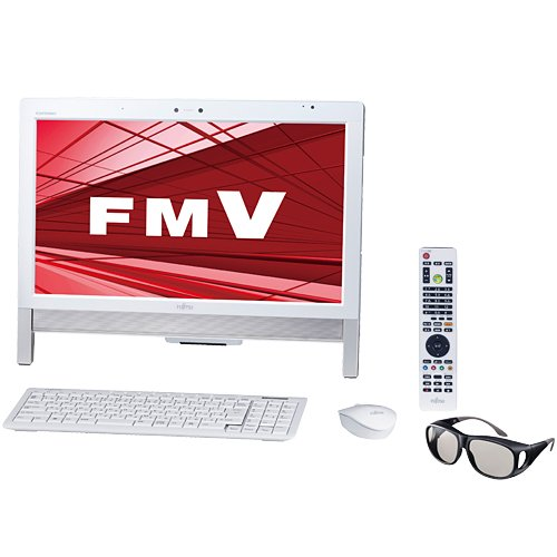 新到着 富士通 (FMVF58DMW) スノーホワイト ESPRIMO FH58 富士通/DM スノーホワイト (FMVF58DMW) B0050LXTR0, A.QUEEN:cc9f9103 --- arbimovel.dominiotemporario.com