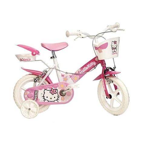 Bici Bicicletta Hello Kitty 12 Dino Bikes Amazonit Giochi E