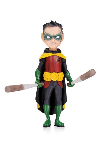 (DC Collectibles Batman: Lil Gotham: Robin Mini Action)