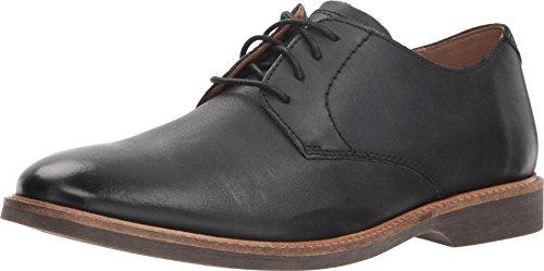 (CLARKS New Men's Atticus Lace Oxford Black Leather 8.5)