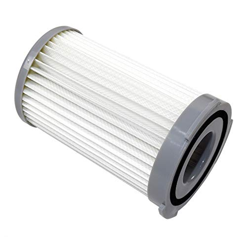 HQRP Dust Cup Filter for Eureka DCF-23 DCF23 68947 Replacement fits Eureka 940A 940A-1 940A1 Pet Lover Canister Vacuum Cleaner + HQRP Coaster