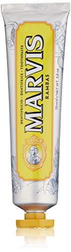 Marvis Limited Edition Toothpaste, Rambas, 3.8 oz