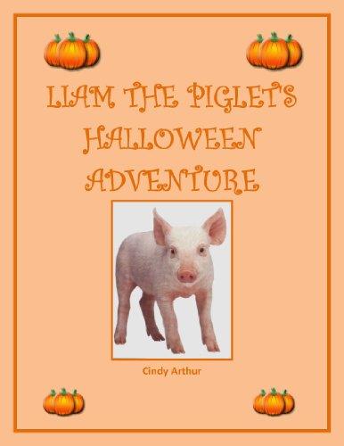 Liam the Piglet's Halloween