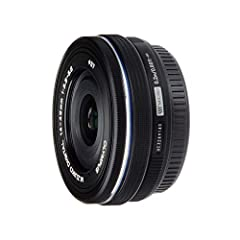 Ultra thin standard zoom lens, the perfect size for travel.