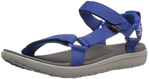Teva Women's W Sanborn Universal Sandal Nautical Blue