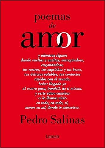Poemas de amor (Poesía): Amazon.es: Salinas,Pedro: Libros