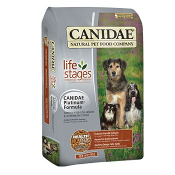 CANIDAELife Stages Dry Dog Food for Puppies, Adults & Seniors