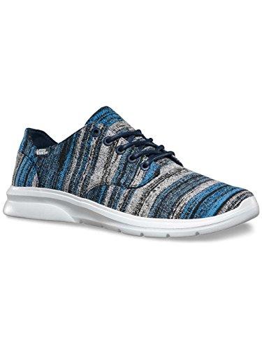 Vans Herren Sneaker ISO 2 + Sneakers (italian weave) dress blu