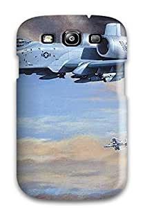 Fashionable Style Case Cover Skin For Galaxy S3- Aircraft4