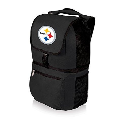 NFL Zuma Insulated Cooler Backpack, Pittsburgh Steelers