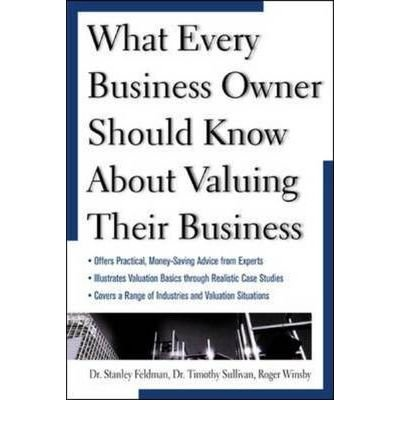 Download What Every Business Owner Should Know About Valuing Their Business pdf