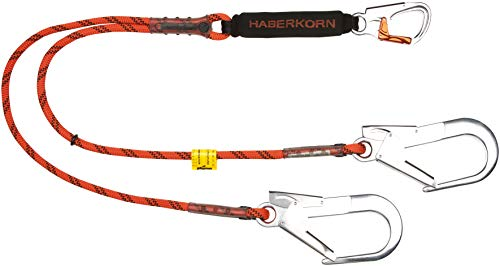 Haberkorn 464160 Y-Verbindungsmittel KM-Seil mit 2x RH60, Durchmesser 12mm