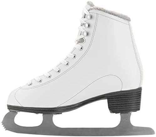 Bladerunner Ice by Rollerblade Aurora Junior Figure Skate, White, Ice Skates