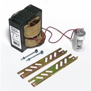 Plusrite #7210 BAMH175-CWA/V4 120-277 volt Probe Start CWA Quad-Tap Ballast, operates 175W MH