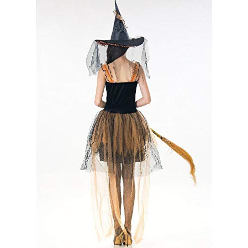 Costume Giocare Cosplay Gonna Ruolo Halloween Signora Strega Vampiro Femmina Shisky Travestimento Donne Di Da 6xWnxC