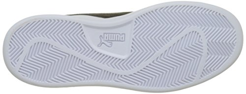 Mixte Puma de White L Puma Blanc Smash puma Cross Adulte Chaussures V2 Black wxqY6q4H