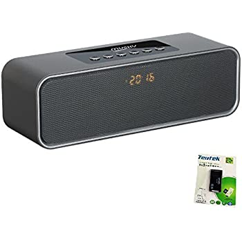 Amazon.com: Wren Sound V5BT bamboo Wireless speaker with aptX ... on