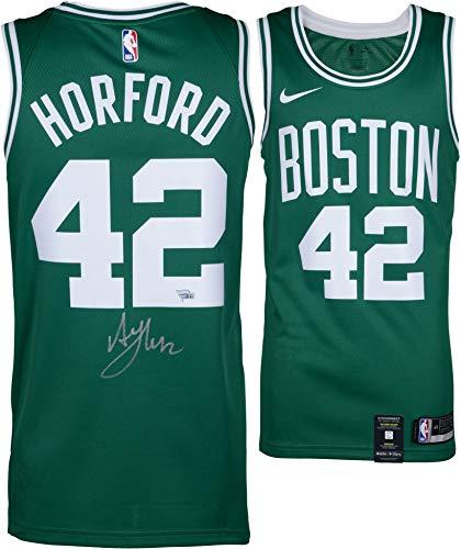 812b2143a29f All NBA Autographed Jerseys. Al Horford Boston Celtics Autographed Green Nike  Swingman Jersey - Fanatics Authentic Certified ...