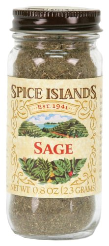 Spice Islands Sage, .8-Ounce (Pack of 3)