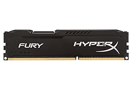 HyperX Fury - Memoria RAM de 8 GB (1333 MHz DDR3 Non-ECC CL9 DIMM ...