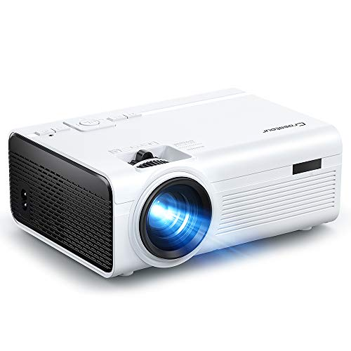 Crosstour Mini Projector LED