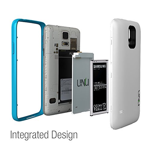 newest c0406 85d00 UNU Unity Samsung Galaxy S5 Battery Case - Rechargeable: Amazon.in ...