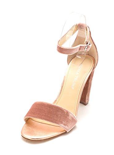 Sandales Ivanka Trump Fabric Light pour Femme Pink AnRxpPq