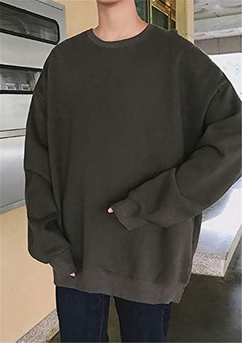 メンズ トレーナー 10.0oz カットソー 無地 ジャージ 薄手 トップス 部屋着 ジャージ上 ライン トレーニングウェア 長袖 シンプル ロンT トップス カジュアル シンプル 大きいサイズ(S ~ 5XL) 11色