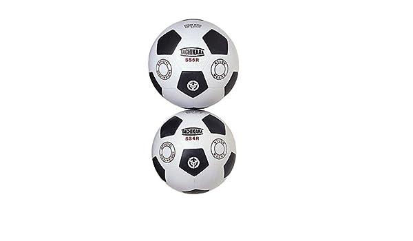 Balón de fútbol de goma, tamaño 5: Amazon.es: Industria, empresas ...