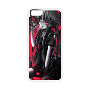 Mirai Nikki iPhone 6 6s Plus 5.5 Inch Cell Phone Case White Cover protective Skin Shield PJZ003-2298252