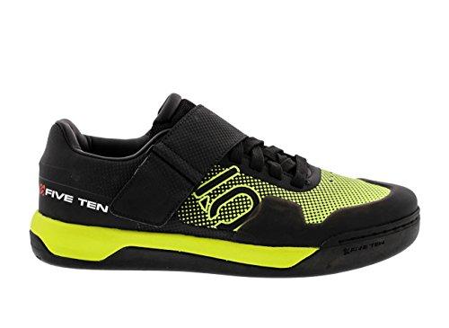 Vijf Tien Hellcat Pro Mens Clipless / Flat Pedal Shoe: Semi Solar Yellow 14
