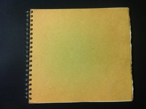 Khadi Paper Wiro Sketch Book W4WR 10