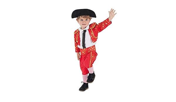 LLOPIS - Disfraz Bebe torero: Amazon.es: Juguetes y juegos