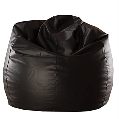 Wondrous Buy Royal Bean Bag Brown With Bean Online At Low Prices In Machost Co Dining Chair Design Ideas Machostcouk
