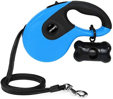 PETDOM Retractable Dog Leash Reflective