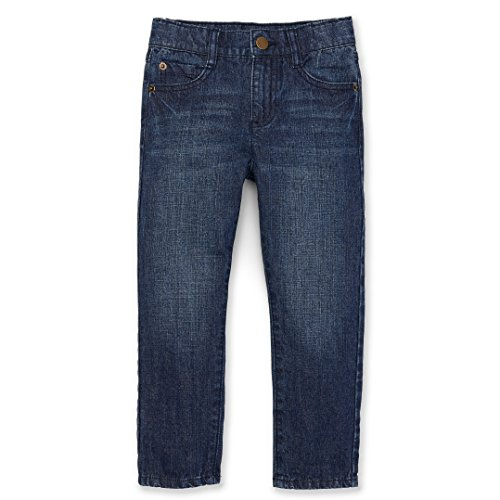 Wash Denim Pants - 7