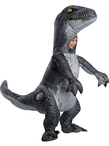 Rubie's Jurassic World Velociraptor Inflatable Childs Costume ()