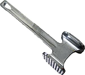 """Meat Hammer Mallet Dual Head Tenderizer 9.5"""" Light Duty for Meat Veal Poultry"""