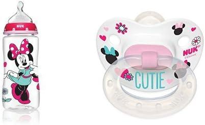 Amazon.com: NUK Disney Minnie Mouse 10-Ounce Botella con ...